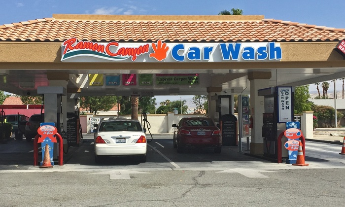 Ramon Canyon Car Wash - Cathedral City: $19.99 forOne Month of Unlimited Exterior Washes at Ramon Canyon Car Wash ($49.99 Value)