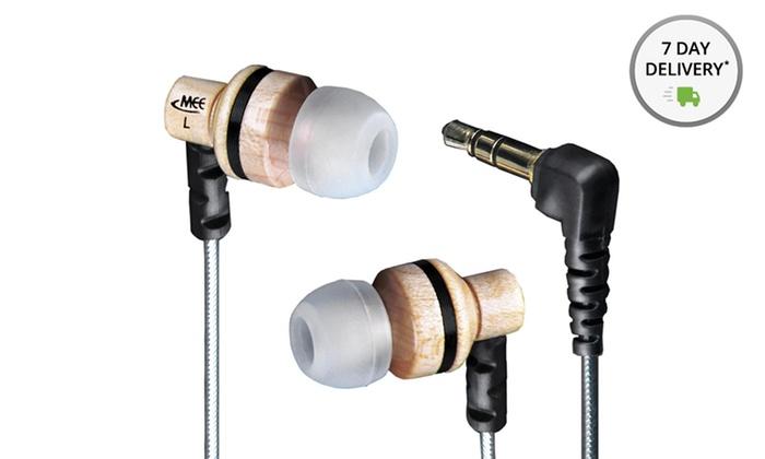 MEElectronics in-Ear Headphones (R1-MEE): MEElectronics R1 Sound of the Earth in-Ear Headphones (R1-MEE). Free Returns.
