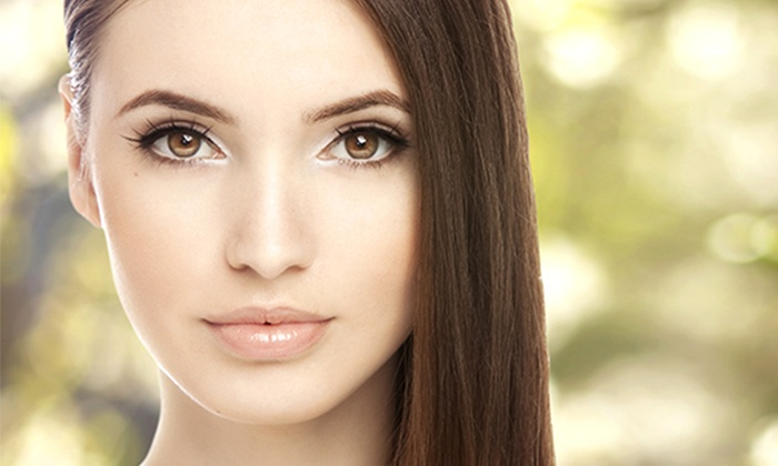 Mayflower Spa & Salon - Newton Corner: Ulthera Skin Tightening on Under Eyes, Full Forehead or Face, or Neck at Mayflower Spa & Salon (Up to 60% Off)