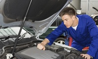 Interim or Full Car Service with Oil Change with Optional Collection and Delivery at Collect Service Go (Up to 68% Off*)