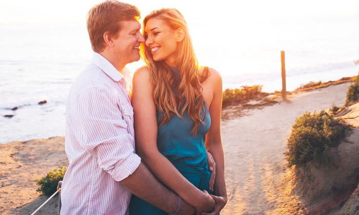 Celina Kenyon Photography - San Diego: 75-Minute Engagement Photo Shoot with Retouched Digital Images from Celina Kenyon Photography (76% Off)