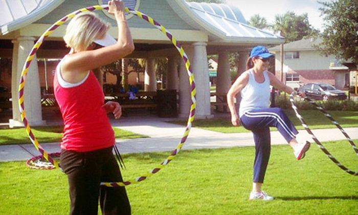 Buttercup Pole Dance - Lake Magdalene: $29 for Six Hula-Hoop Dance Classes at Buttercup Pole Dance ($90 Value)