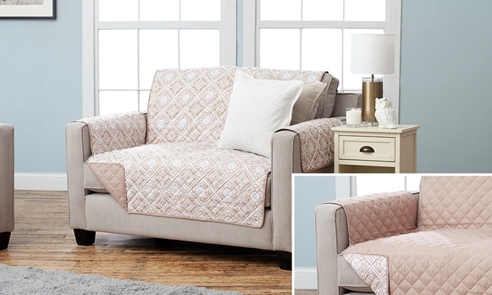 Home Fashion Designs Reversible Furniture Protector | LivingSocial