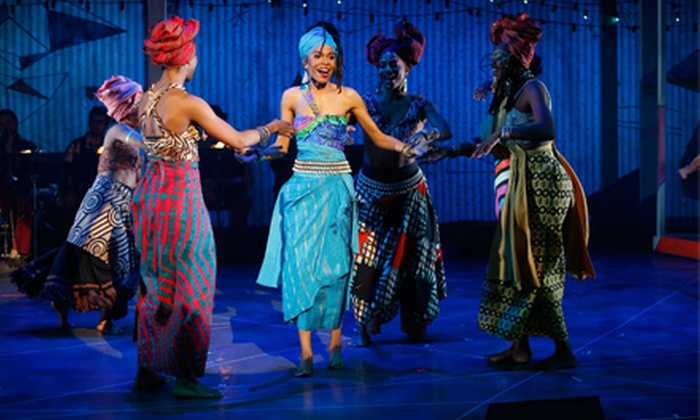 """""""Fela!"""" - Shea's Performing Arts Center: """"Fela!"""" Musical with Michelle Williams at Shea's Performing Arts Center on April 5 or 6 at 8 p.m. (Up to Half Off)"""