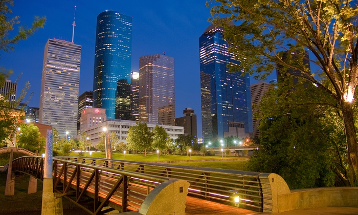 Discover Houston Tours - Multiple Locations: Welcome to the Neighborhood Tour for Two or Four from Discover Houston Tours (Up to 51% Off)