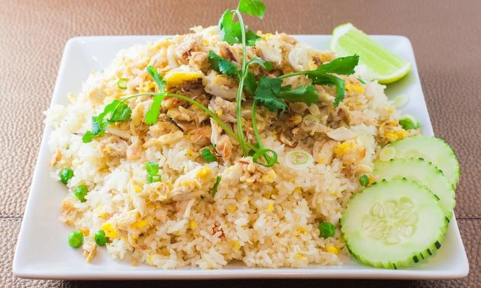 Green Shallots Thai Cafe - Mira Mesa: Thai Food Dinner for  Two or Four at Green Shallots Thai Cafe (42% Off)