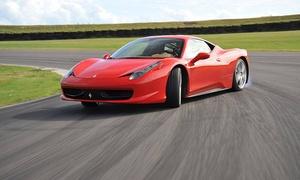 Driving the Dream: Guida su Ferrari 458 o California fino a 80 Km da Driving the Dream (sconto fino a 63%)