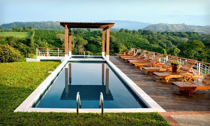 Asclepios Wellness & Spa: Three- or Four-Night Stay with Optional Wellness Package at Asclepios Wellness & Spa in Costa Rica