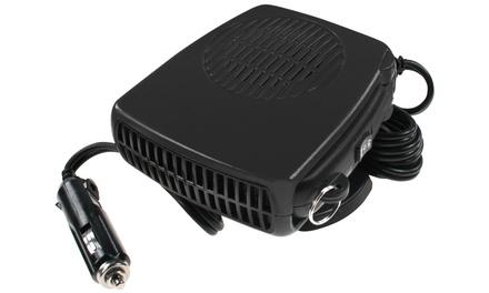 12-Volt Auto Heater/Defroster/Fan