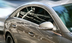 Execudents: Wax and Polish for R299 for One Car with Optional Glazing at Execu Dents