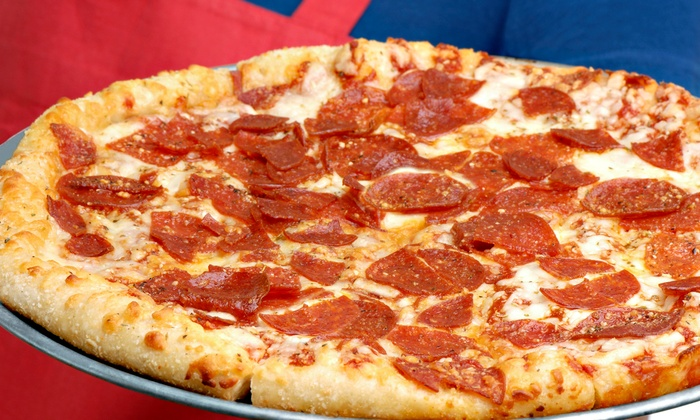 Pizza Ultimate - Fairway Park: $12.99 for $25 for Pizzeria Cuisine at Pizza Ultimate