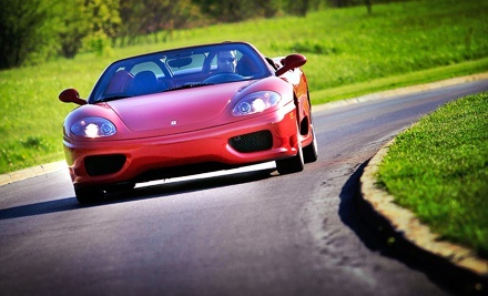 Ferrari Test-Drive Experience or Three- or Seven-Day Porsche Rental from Ottawa ECR Inc. (Up to 47% Off)