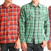 Civil Society Men's Woven Button-Up Shirts