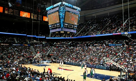 Tickets to an Atlanta Hawks Game at Philips Arena During November (Up to 45% Off). Four Dates Available.