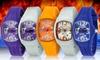 Chronotech Women's Silicone Watch: Chronotech Women's Silicone Watch. Multiple Colors Available.