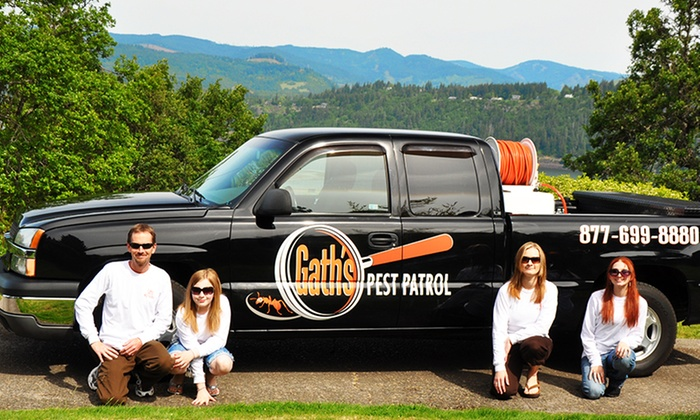 Gath's Pest Patrol - Portland: $85 for an Interior and Exterior Pest and Carpenter Ant Treatment from Gath's Pest Patrol ($400 Value)