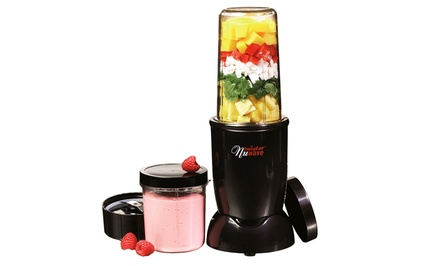 groupon daily deal - NuWave Twister 7-Piece Personal Blender. Free Returns.