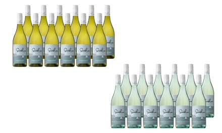 $15 Bottles of By The Seashore Semillon Sauvignon Blanc or Chardonnay 2015 Don't Pay $189