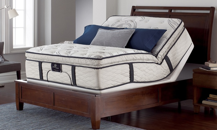 Serta Pillow Top Mattress Serta Perfect Sleeper
