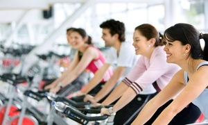 Pedals Cycling Studio: Five or 10 60-Minute Indoor Cycling Classes at Pedals Cycling Studio (Up to 51% Off)