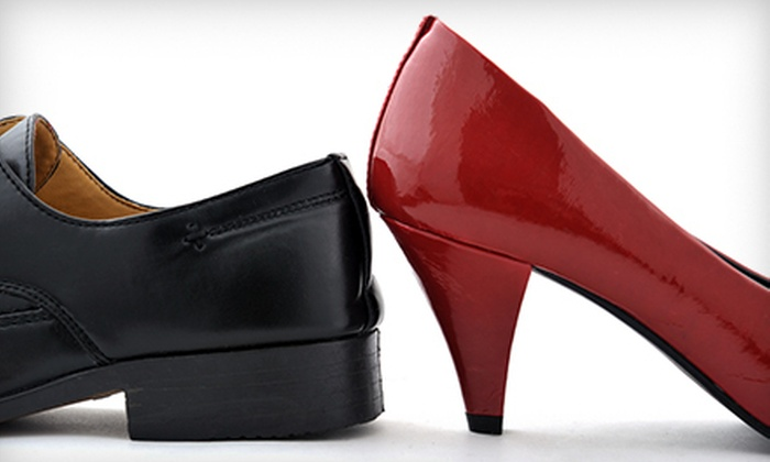 Cobblestone Shoe Hospital - Multiple Locations: Women's or Men's Footwear Repair or $10 for $20 Worth of Accessory Repair and Conditioning at Cobblestone Shoe Hospital