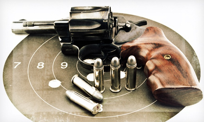 Defensive Shooting Instructors - Multiple Locations: $98 for a Six-Hour Comprehensive Shooting Course from Defensive Shooting Instructors ($200 Value)