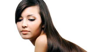 Streaks Ahead Hair Studio: Couple's Hair Styling Package for R275 at Streaks Ahead Hair Studio (50% Off)