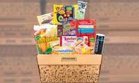 """Snackbox """"Groupon-Box"""" von mycouchbox.de (Einmal-Box – kein Abo) (21% sparen*)"""