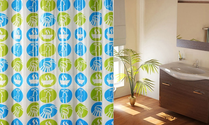 """70""""x72"""" PEVA Shower Curtains: 70""""x72"""" PEVA Shower Curtain. Multiple Colors Available. Free Returns."""