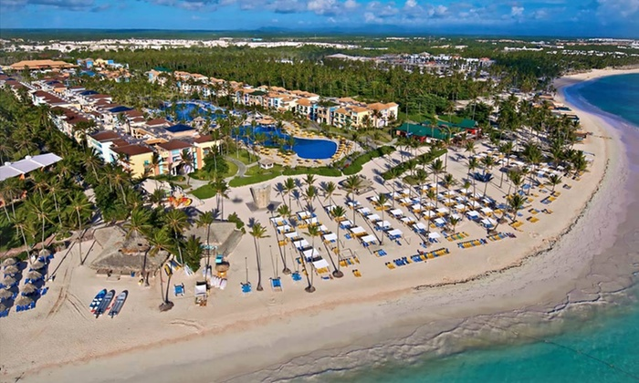 4 Star All Inclusive Resort On Caribbean Beach