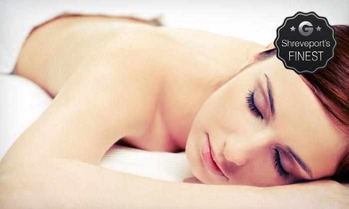 Aperio Salon - Broadmoor, Anderson Island, Shreve Isle: One-Hour Swedish or Deep-Tissue Massage at Aperio Salon (Up to 52% Off)