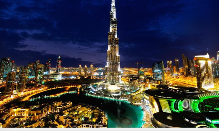 Dubai & Bangkok Tour with Airfare  - United Arab Emirates and Thailand: Nine-Day, Seven-Night Tour of Dubai and Bangkok with Round-Trip Airfare and Accommodations from Friendly Planet Travel