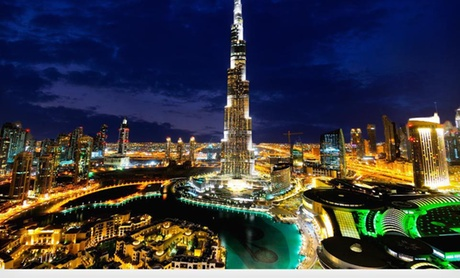 Nine-Day Tour of Dubai and Bangkok
