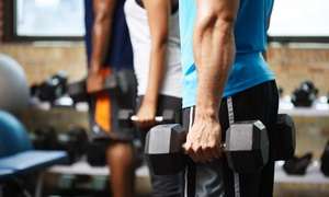 Hammans Personal Training: Two Personal Training Sessions at Hammans Personal Training and Strength Coaching (65% Off)