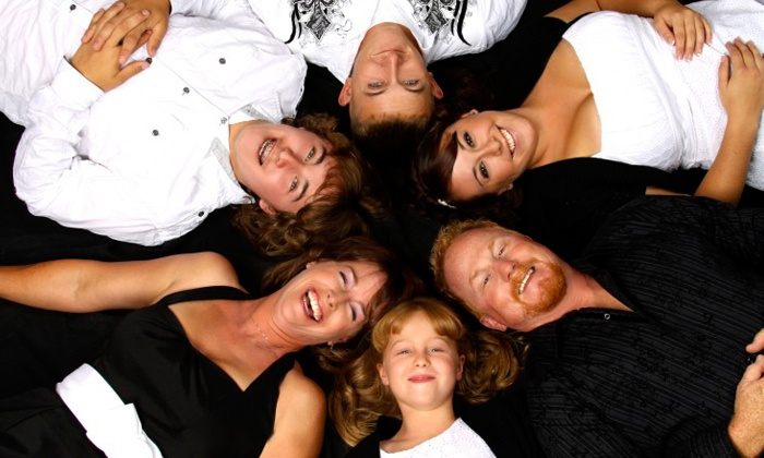 Kenneth Brown Photography - Multiple Locations: $39 for a Family Photo Shoot with Prints at Kenneth Brown Photography ($249 Value)