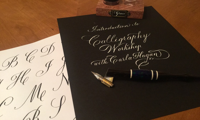 The Calligraphy Academy - Lake Worth: $135 for $225 Worth of Calligraphy Course at The Calligraphy Academy