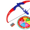 Toy Bow and Suction Dart Play Set