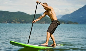 5280 Paddle Sports: Group Standup-Paddleboard Lesson for One or Two at 5280 Paddle Sports (Up to 57% Off)
