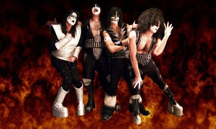 Rock and Roll Over (KISS Tribute) or Def Leggend (Def Leppard Tribute) - House of Blues Dallas: Rock and Roll Over: KISS Tribute on Nov 25 or Def Leggend: Def Leppard Tribute on Nov 28 (Up to 51% Off)