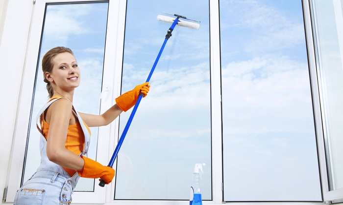 Brighter Window Cleaning - Boise: $20 for $50 Worth of Commercial Window Cleaning — Brighter Window Cleaning