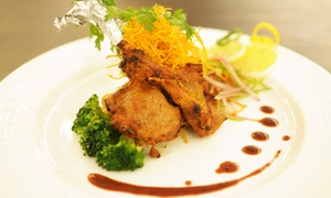 Art of Spice: Dinner for Two or Four or $40 Worth of Cuisine at Art of Spice Fine Indian Dining (Up to 46% Off)