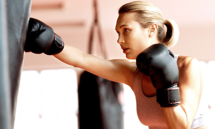 9Round - Multiple Locations: One-Month Fitness Membership for One or Two to 9Round (Up to 64%)
