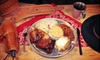 Blazin' M Ranch - Cottonwood: Chuckwagon Supper and Western Stage Show for Two or Four at Blazin' M Ranch (Up to 51% Off)