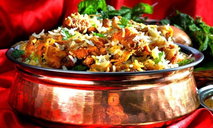 Hyderabad house restaurant in abu dhabi abu dhabi groupon for Abu authentic cuisine taipei