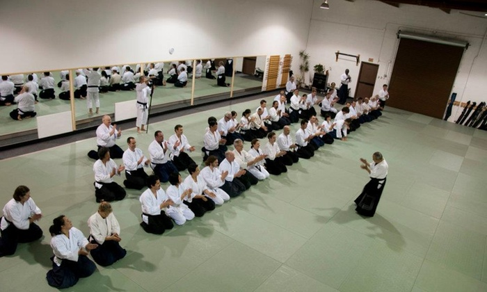 Jiai Aikido & San Diego Systema - San Diego: Up to 70% Off Aikido Classes at Jiai Aikido & San Diego Systema