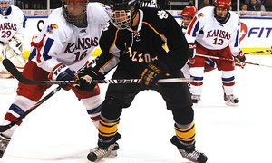 Hockey Border Showdown: Hockey Border Showdown Between the Kansas Jayhawks and Missouri Tigers on February 11 at 7 p.m.