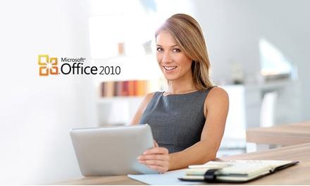 Formation de 298 leçon e-learning au Pack Office 2010 complet à 38,90 € (90 % de réduction)