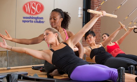 $34 for a 30-Day Passport Membership to Washington Sports Clubs ($79.95 Value)