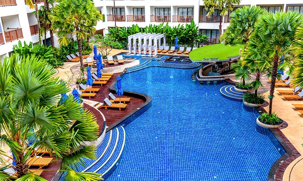 Patong: 4* Central Stay 4