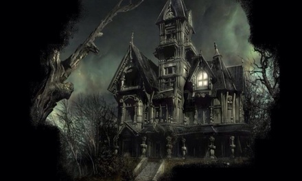 Up to 65% Off Haunted Tour at GP Events and Productions